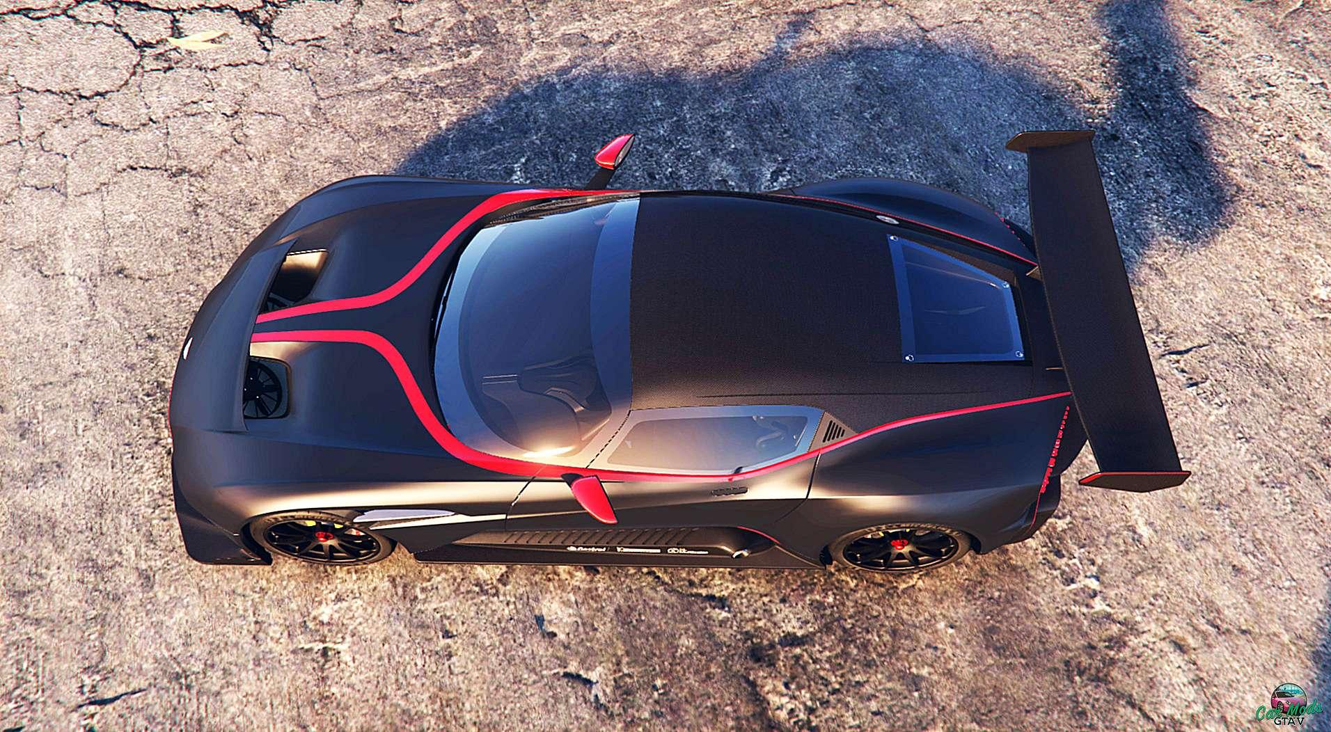 Aston Martin Vulcan 2016 Add On