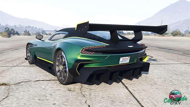 Aston Martin Vulcan 2015 Add On V1 1